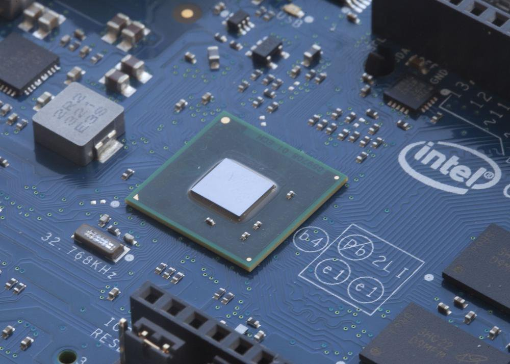 Intel's Quark SoC X1000 is the processor at the heart of the Intel Galileo.