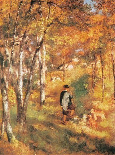 013_ESS IMP&POST_012_Pierre-Auguste-Renoir_1866-1866_jules-le-cœur-walking-in-the-fontainebleau-forest-with-his-dogs.jpg
