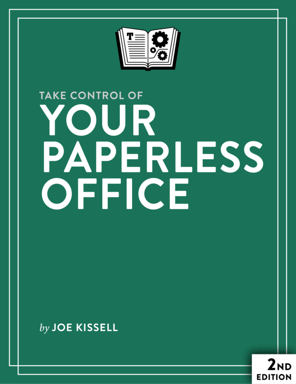 Take Control of Your Paperless Office (2.1)