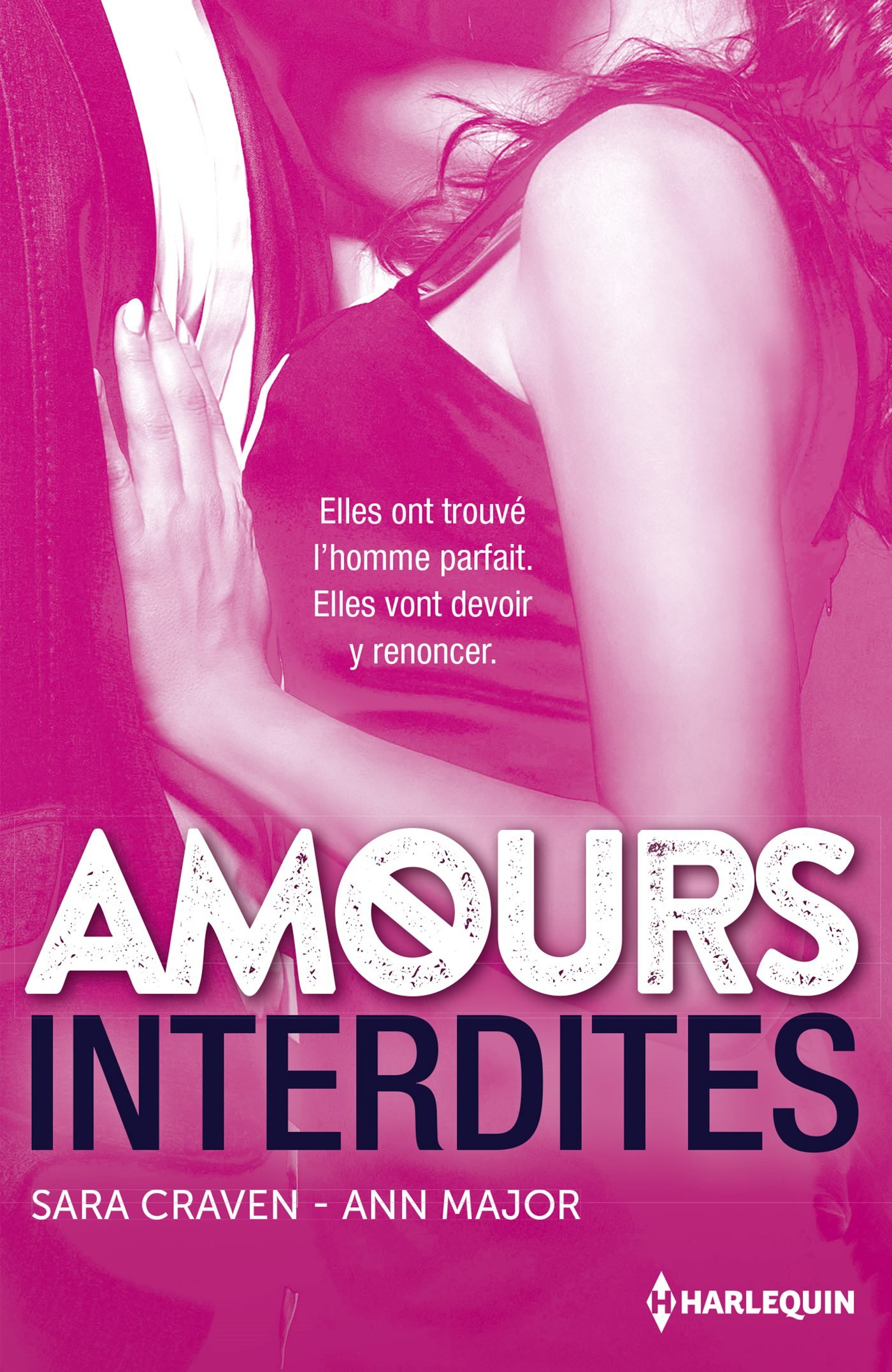 Couverture : Sara Craven, Impossible espoir, Harlequin