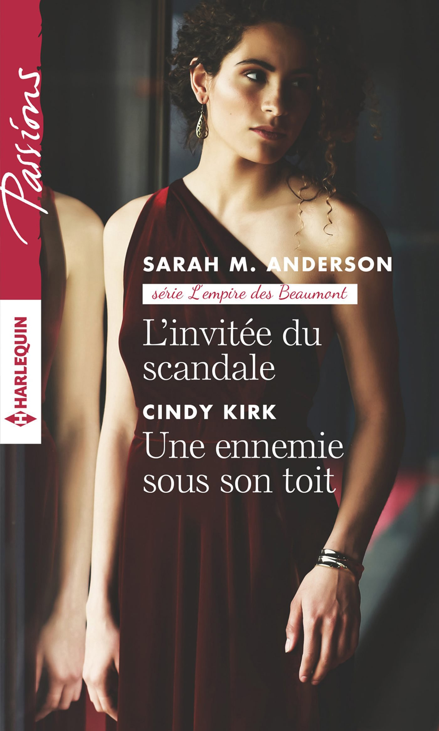 Couverture : Tracy Wolff, Vengeance interdite, Harlequin