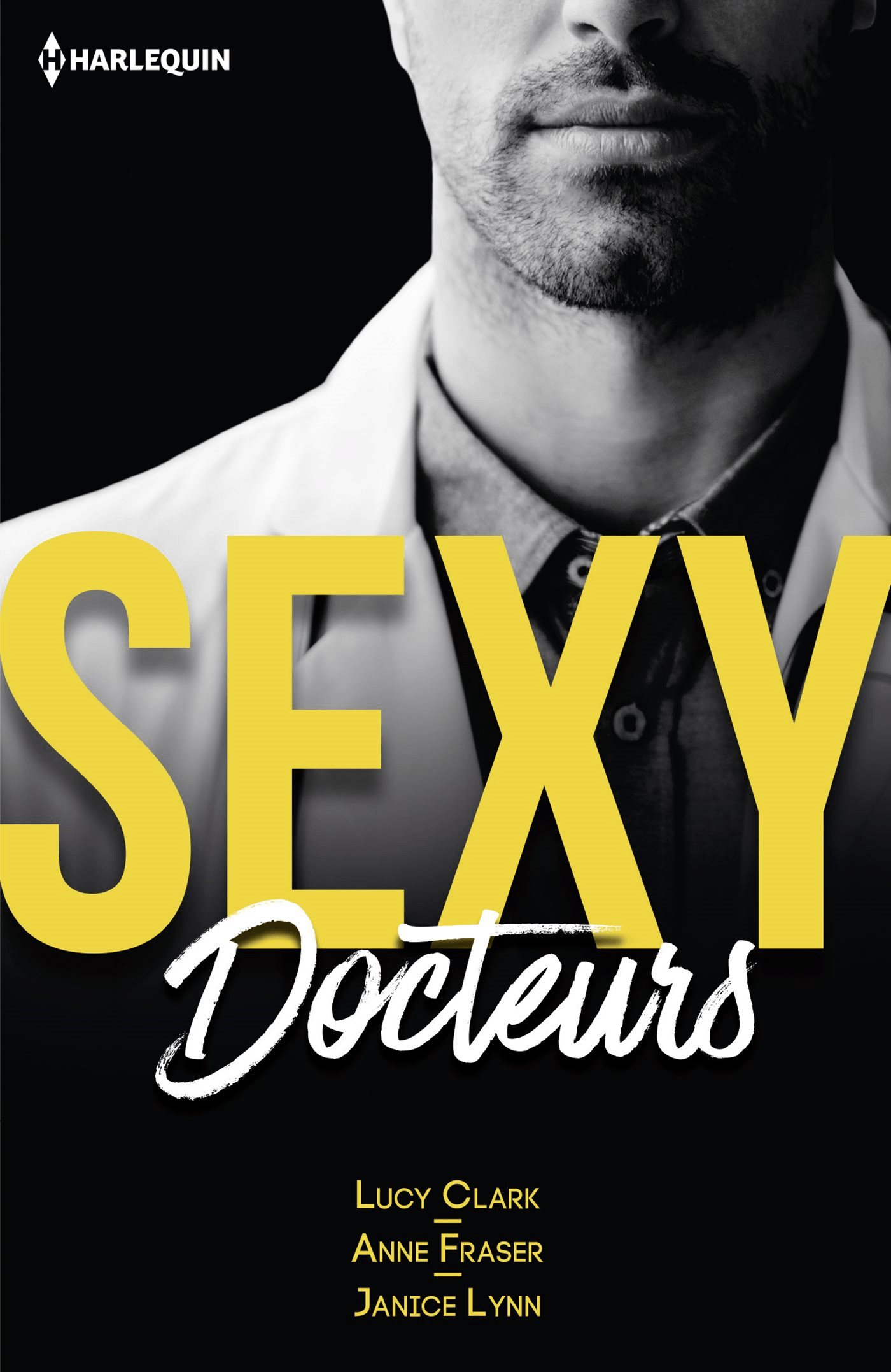 Couverture : Lucy Clark, Sexy et… Scandaleux, Harlequin