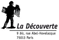 Logo La Decouverte