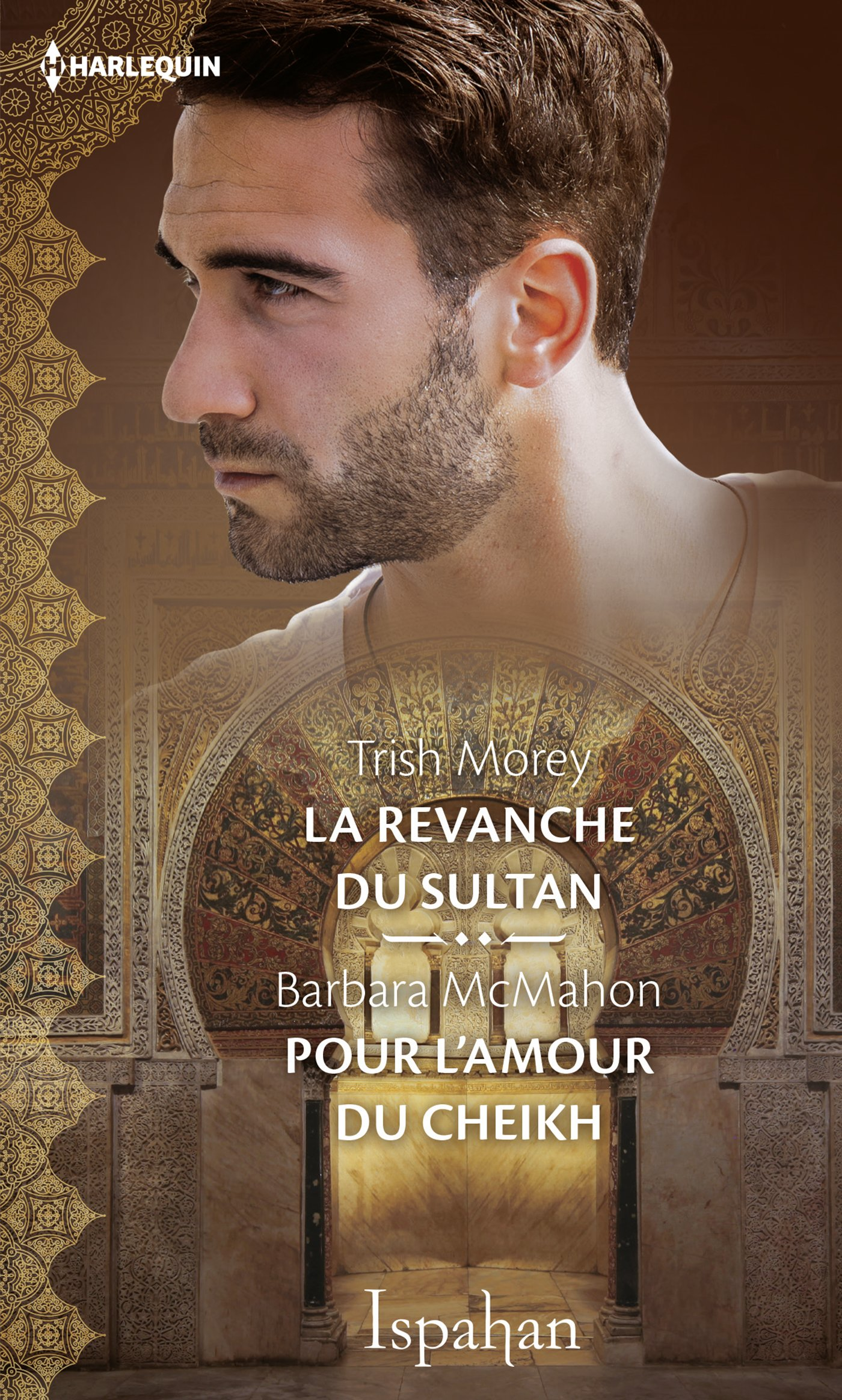 Couverture : Trish Morey, La revanche du sultan, Harlequin