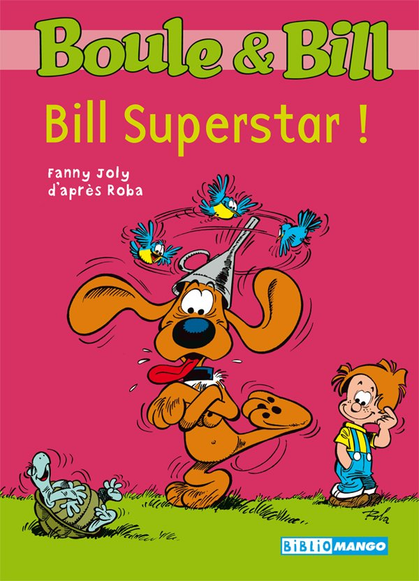 Boule et Bill-Superstar