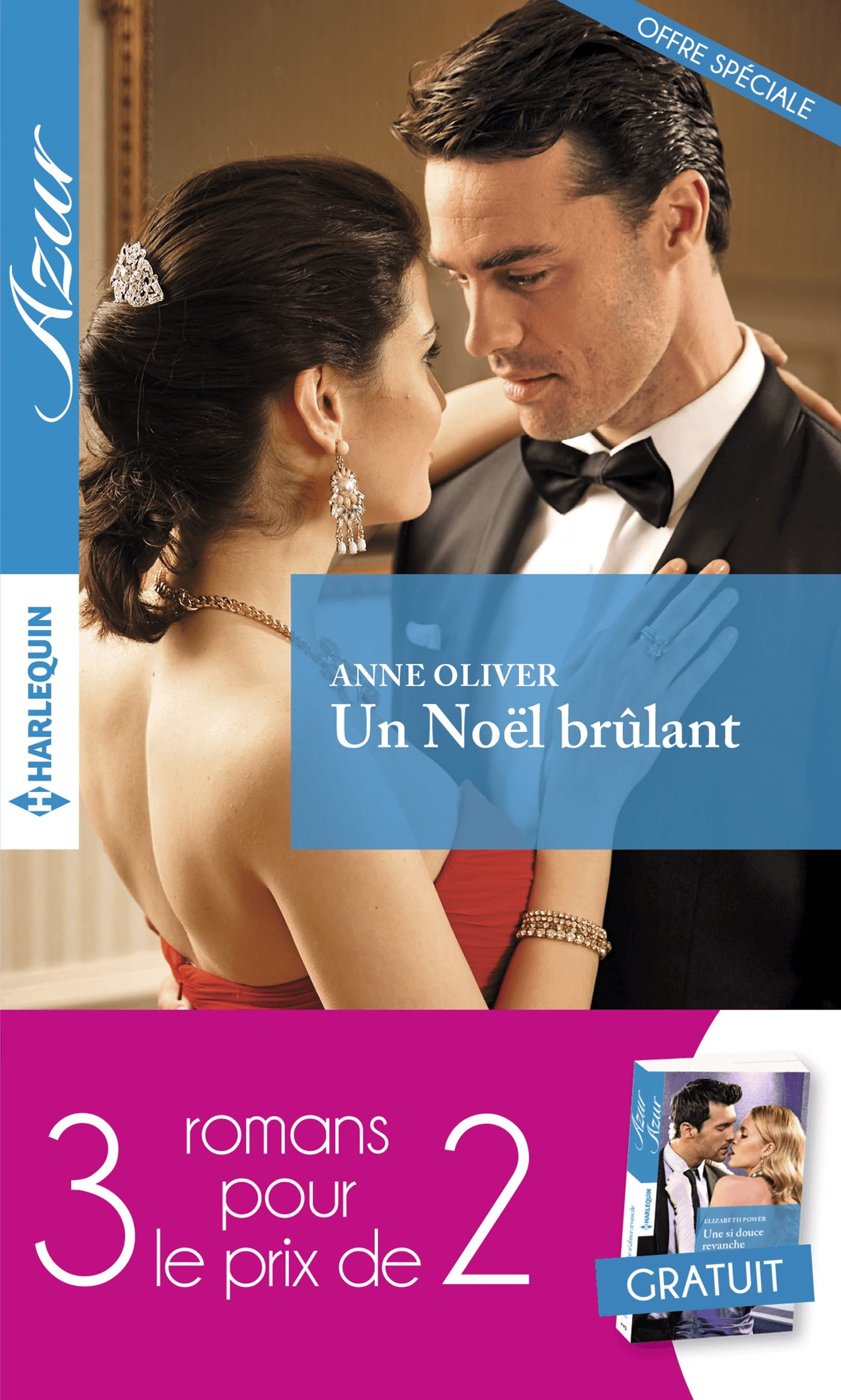 Couverture : Elizabeth Power, Une si douce revanche, Harlequin