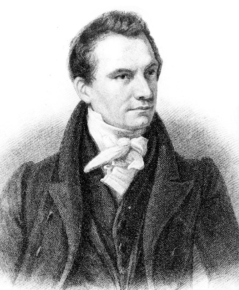 Charles Babbage (1791-1871), photographie prise vers 1837.