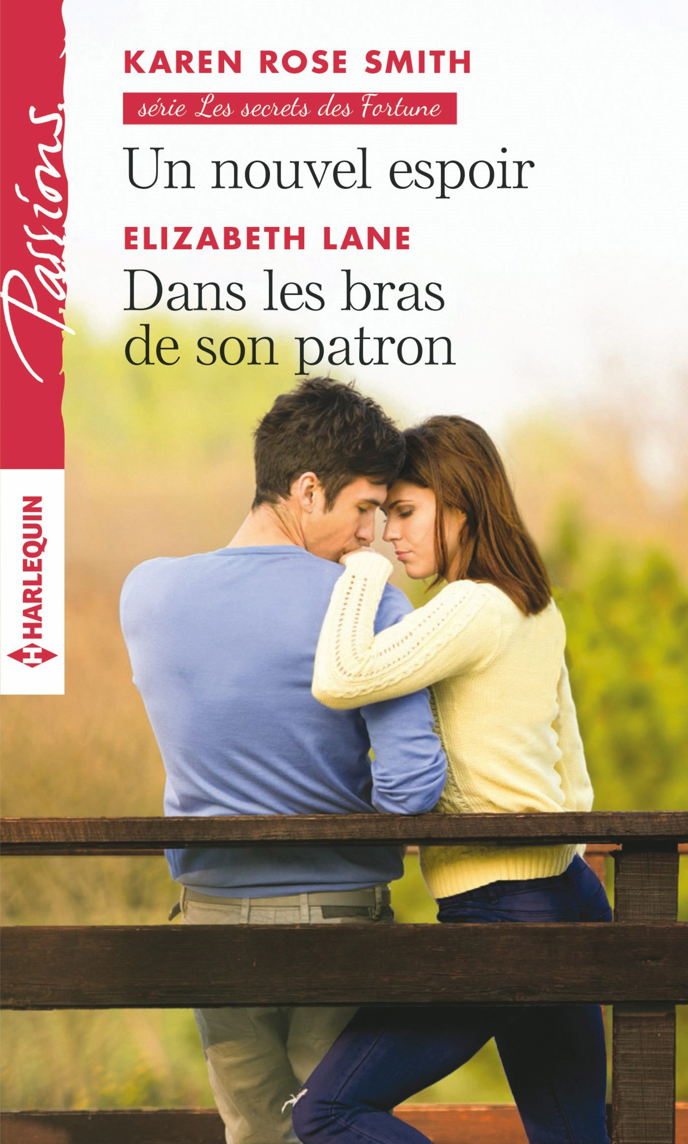 Couverture : Karen Rose Smith, Un nouvel espoir, Harlequin