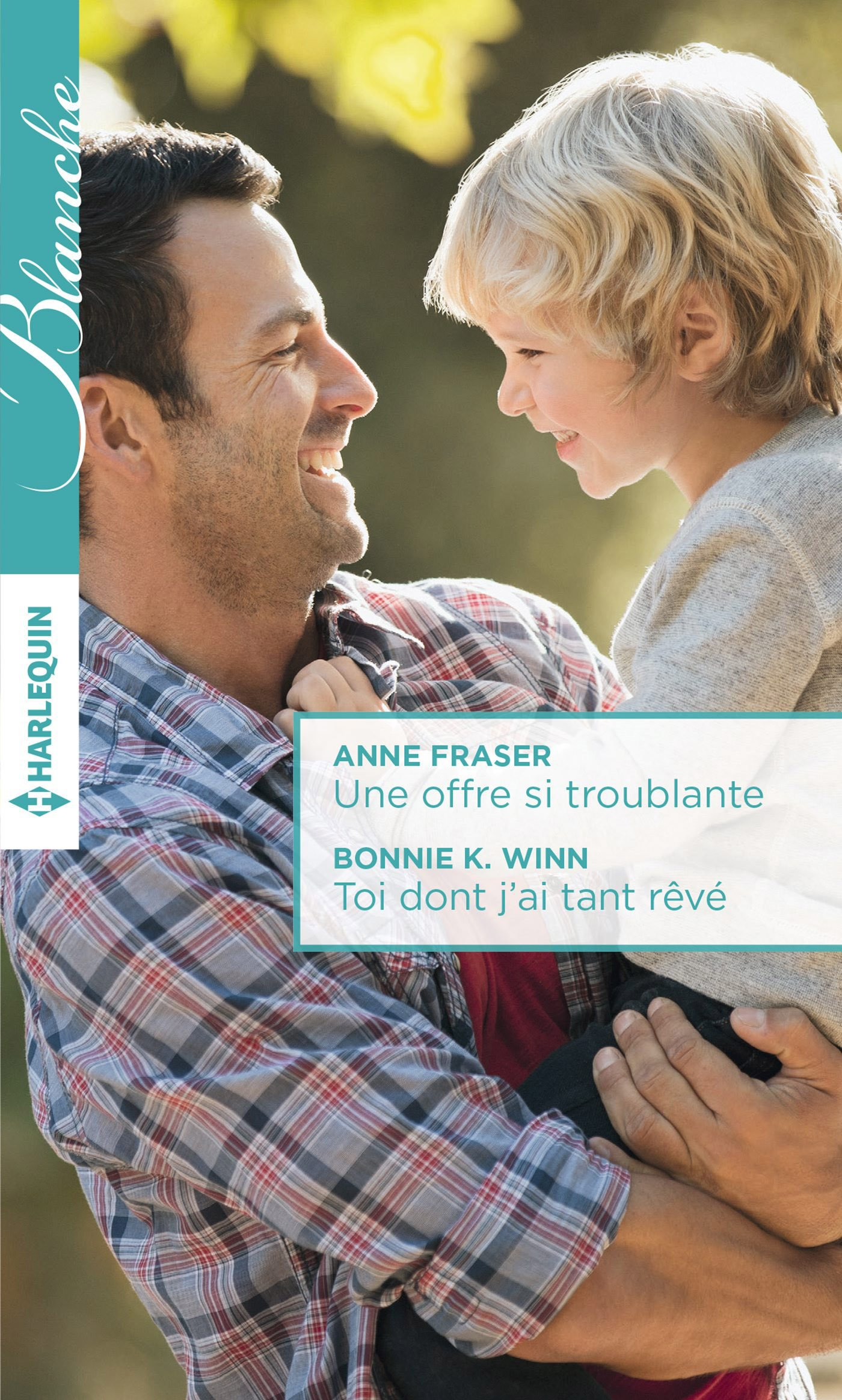Couverture : Anne Fraser, Une offre si troublante, Harlequin